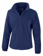 LADY FITTED FULL ZIP FLEECE
